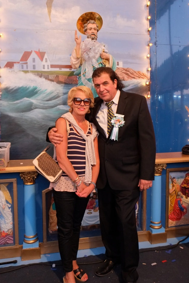 Nancy and Al Millefoglie copright Kim Smith