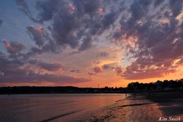 St Peter Fiesta Gloucester sunset twilight Pavillion Beach copyright Kim Smith